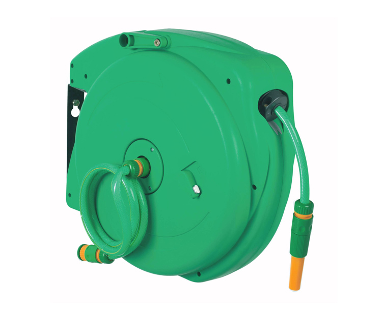 automatic rewind water hose reel tg7302001